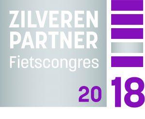 Zilveren partner Fietscongres 2018