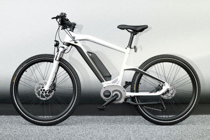 Bmw Elektrische Fiets Nu Op Stock B2bike