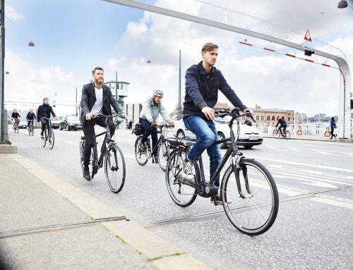 De kortste weg naar maatschappelijk verantwoord ondernemen via fietslease
